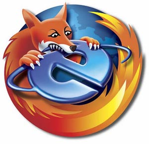 Firefox Eating IE