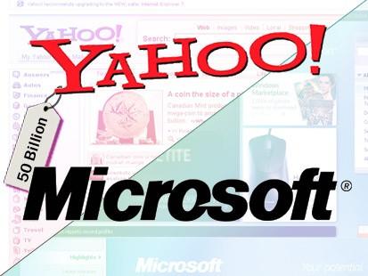 microsoft bids for yahoo inc the technology ezine