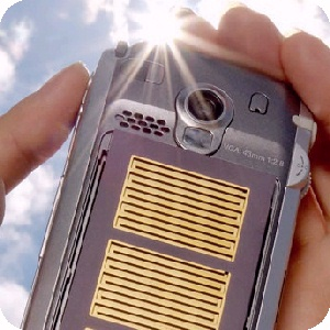 Solar Cellphone